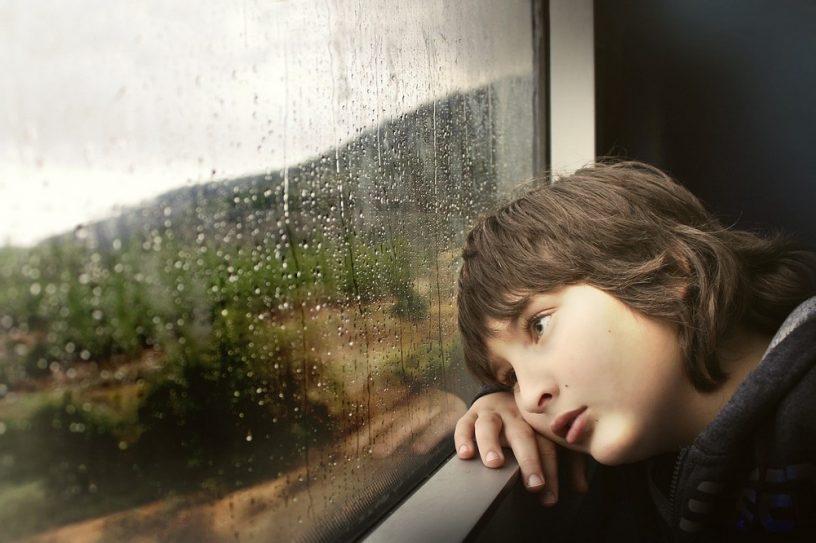 Met de trein naar België