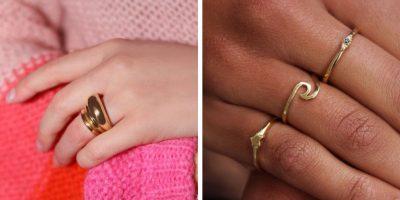 Ringen zonder steentje