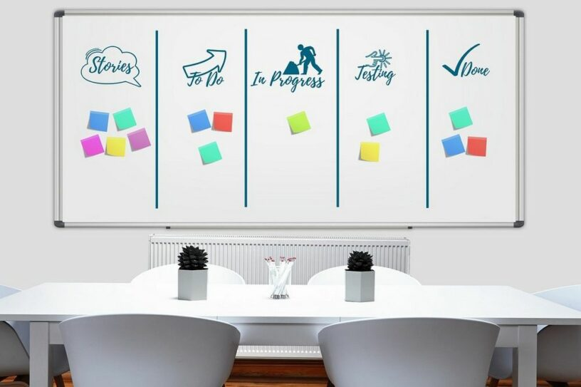 Thuis of in jouw bedrijfspand een kantoor inrichten Dat doe je zo!
