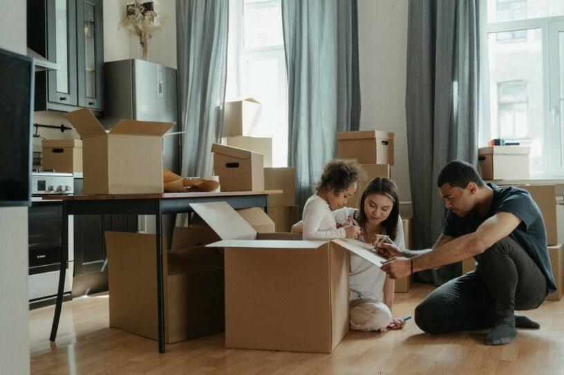 De vier meest gemaakte fouten bij het verhuizen